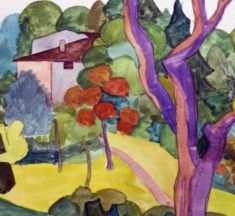 Hermann Hesse: alberi, letteratura e pittura