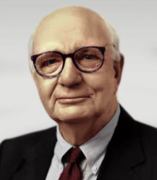 Risultati immagini per Paul Volcker (1927-2019).