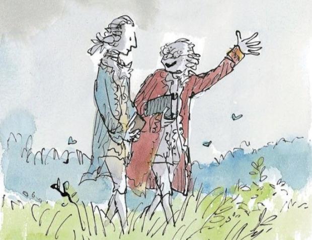 Candide ou l'Ottimisme illustree par Quentin Bla